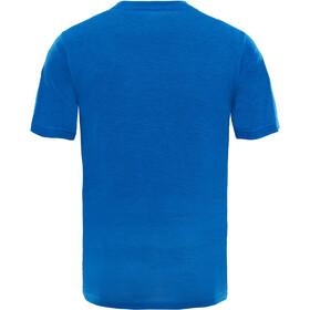The North Face Reaxion T-shirt Garçon, turk sea heather